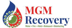 MGM Recovery Logo